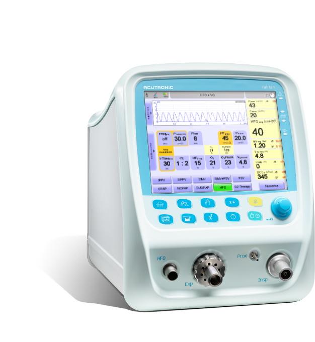 HFO «Высокочастотная осцилляторная вентиляция лёгких»