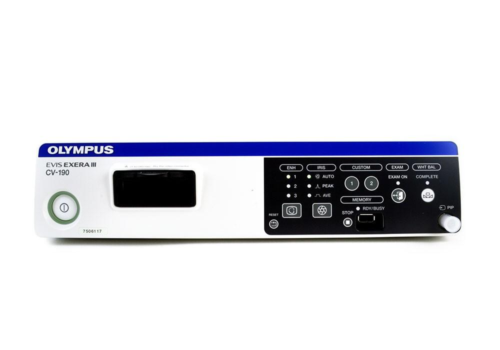 Видеопроцессор Olympus CV-190 (Эндоскопическая система Evis Exera III)