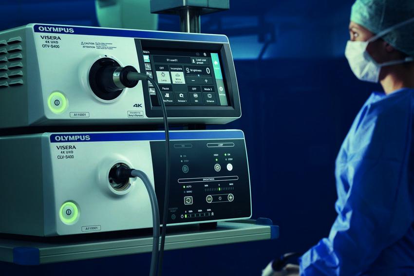 Olympus Visera 4K UHD - Хирургическая видеосистема